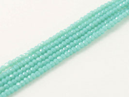 Cut Beads 1mm Jade