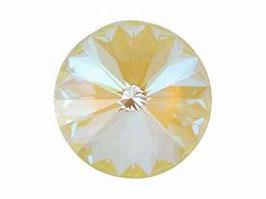 1122 Rivoli 12mm Crystal Grey delight