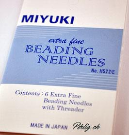 Miyuki Beading Nadeln extra fein