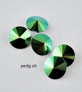 ss39 Crystal Scarabaeus Green SCGR 1122