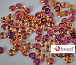 O Bead Crystal Sliperit