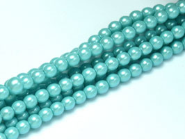 Pearl Shell Tourqoise blue 30019