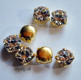 SS39 Montée  Crystal mit  gold Kessel