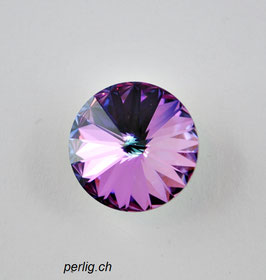 1122 18 mm Crystal (001) Vitrail LIght VL