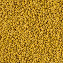 Matted Opaque Mustard 1233