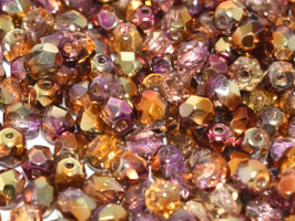 Sunny magic Colors Crystal Embersl 3mm