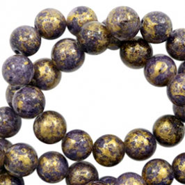 Jade gold Imperial Purple