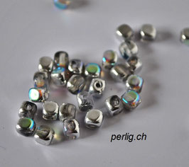 Crystal Silver Rainbow