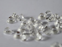 Button Bead   Crystal