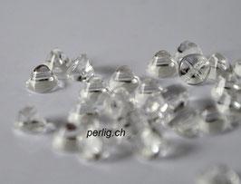 Button Bead   Crystal