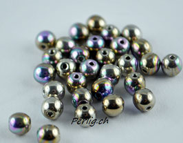 Crystal Glittery Argentic 4 mm