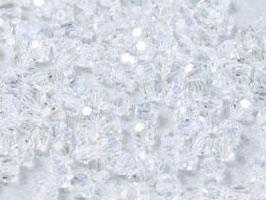 MC Round Crystal Argent flare