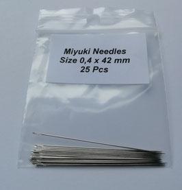 Miyuki Beading Nadeln 42mm