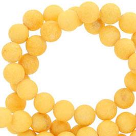 Jade matt Lemon Chrome Yellow 6mm