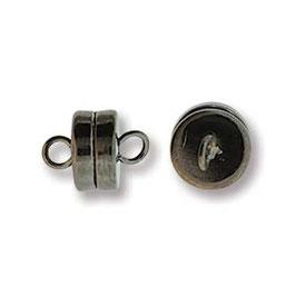 Sehr starker Magnetverschluss 7mm Black oxide