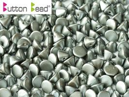 Button Bead   Pastel lt Grey