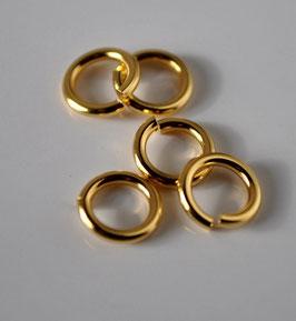 Biegeringe Gold