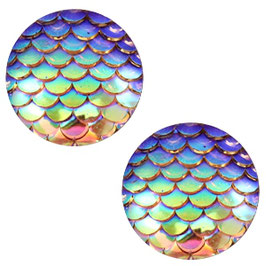 Mermaid Champagne Holographic 12mm