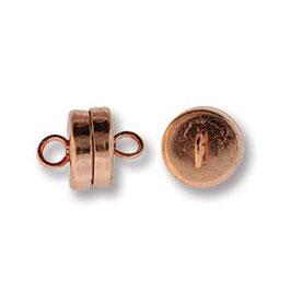 Sehr starker Magnetverschluss 7mm copper