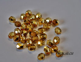 Apricot Metallic Ice 4 mm
