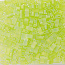 Matted Transparent Chartreuse  AB 143fr