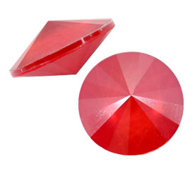 1122 Rivoli 12mm Crystal Royal red