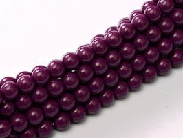 Fiesta Pearls Color Eggplant