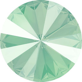 1122  14 mm  Crystal   Mint green (L115S)