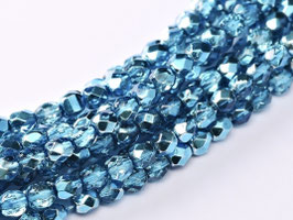 Aqua Metallic Ice 3 mm