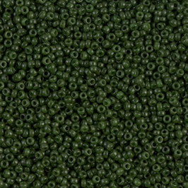 Dyed opaque Olive 1488