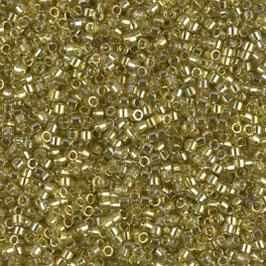 Transp Golden Olive Luster