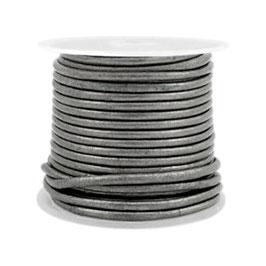 Gallant Grey metallic Rindleder