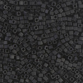1,8 mm Square Matted Black 401f