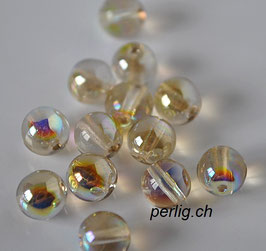 Crystal Lemon Rainbow 4 mm