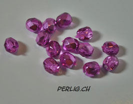 Purple Metallic Ice 4 mm