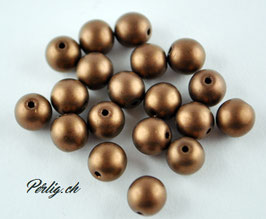 Jet Bronce Matted 6 mm
