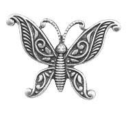 Zwischenteil  Schmetterlin