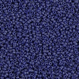 Matted opaque Cobalt Luster 2075