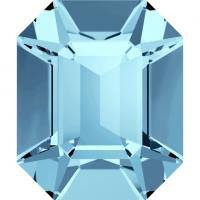 Fancy Stone 4600 Rectangles Aquamarine