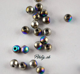 Crysta Glittery Argentic 3 mm