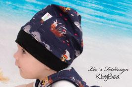 Mütze Piratenkäpitän