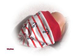 Mütze Anker Rot