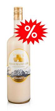 Weißer Pralinen Likör 15% vol.