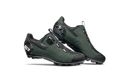 SIDI MTB Gravel black/ dark green