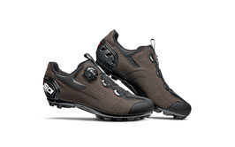 SIDI MTB Gravel black/ dark brown