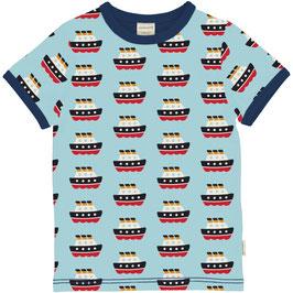 NEU: T-shirt Fähre  von Maxomorra