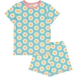 SALE: Sommer-Pyjama mit Margriten von Maxomorra
