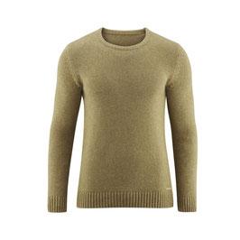 Pullover für Herren in Messing von Living Craft