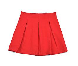 Uni Jupe Rot von Baba