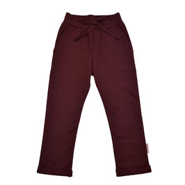 Baggy Pants in Brandy Braun von Baba
